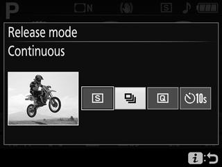Continuous Shooting (Burst Mode)