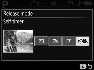 Self-Timer Mode
