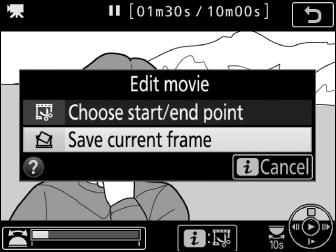 Editing Movies